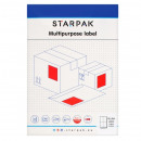 grossiste Fournitures de bureau equipement magasin: label 105x148 starpak pud op400szt